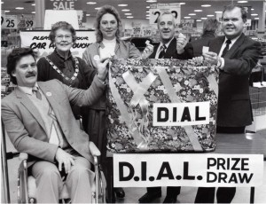 DIAL Mansfield & District - Raffle