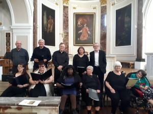 Choir at St Philip Neri